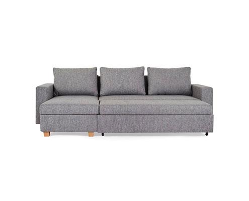 Coprimaterasso divano letto