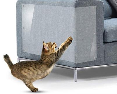 Copridivano antipelo antigraffio gatto