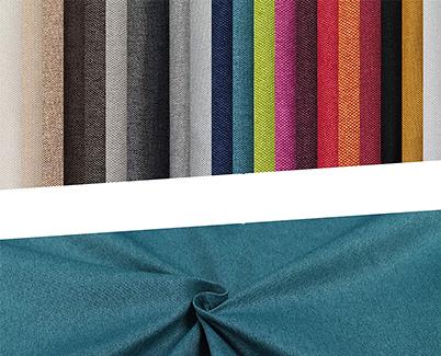 tessuto per divani al metro