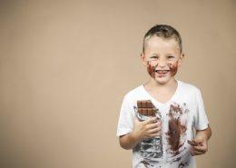 Come togliere le macchie di cioccolato su cotone